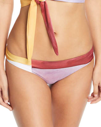 Mara Hoffman Zoa Multicolor Swim Bikini Bottoms