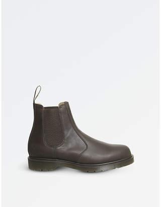 Dr. Martens 2976 Crazy Horse Chelsea boots