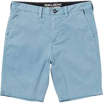 Billabong Men's New Order X Overdye Short