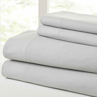 Aircloud Vintage Washed 100% Combed Cotton Sheet Set