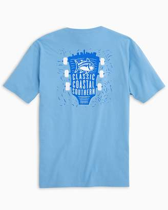 Southern Tide Classic Coastal Southern Concert T-shirt