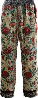 Pierre Louis Mascia Pierre-Louis Mascia loose trousers