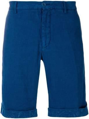 Etro Bermuda beato washed shorts