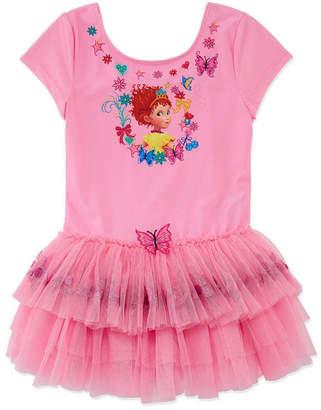 Disney Fancy Nancy Short Sleeve Leotard - Girls