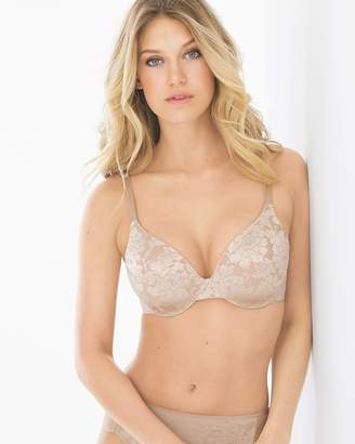 Vanishing Back Full Coverage Lace Bra