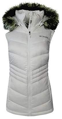 Columbia Womens' Polar Freeze Down Vest Omni Heat (M)