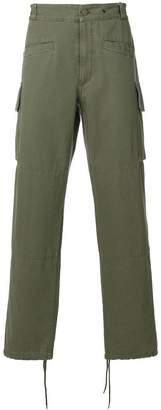Maison Margiela oversized pocket trousers