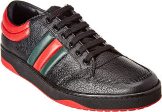 Gucci Ronnie Low-Top Leather Sneaker