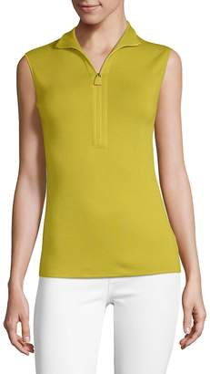 Akris Women's Cashmere & Silk Knit Tank Top