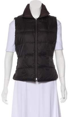Moncler Reversible Zip-Up Vest
