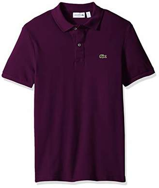 Lacoste Men's Petit Piqué Slim Fit Polo Shirt