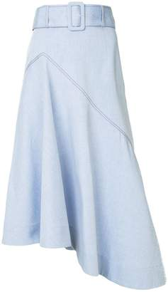Camilla And Marc asymmetric midi skirt