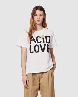 Sandro Zyed Knitted T Shirt