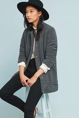 Greylin Boucle Sweater Coat