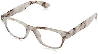 A. J. Morgan A.J. Morgan Unisex-Adult Wanzhou - Power 3.00 54250 Rectangular Reading Glasses