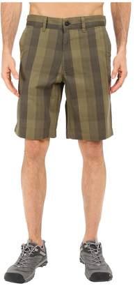 The North Face The Narrows Plaid Shorts Men's Shorts