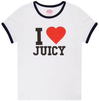 Juicy Couture I Heart Juicy T-Shirt