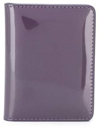 Maison Margiela patent cardholder