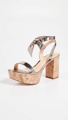 Alexandre Birman Noelle 85mm Platform Sandals