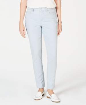 Charter Club Bristol Tummy-Control Skinny Ankle Jeans Created for Macy's