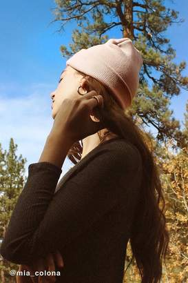 Urban Outfitters Jersey Knit Beanie