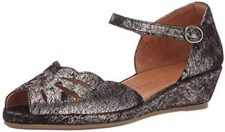 Gentle Souls by Kenneth Cole Women's Lily Moon Wedge Pump