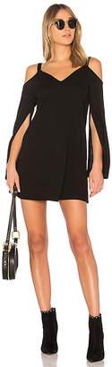 Lanston Split Sleeve Dress