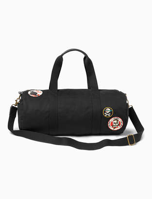 Lucky Brand Patch Men'S Duffle Bag