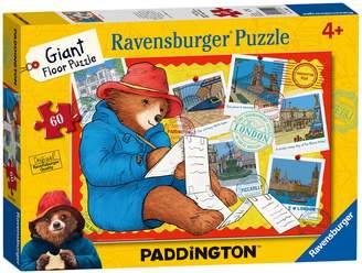 Ravensburger Paddington Bear 60 Piece Giant Floor Puzzle
