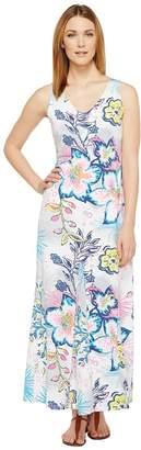 Fresh Produce Cabana Bright Calypso Dress Women's Dress