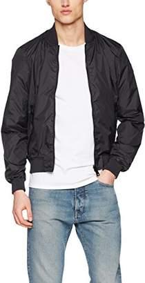 Replay Men's M8901 .000.10207 Jacket, (Pirate Black 228)