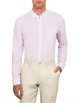 David Jones Linen Shirt