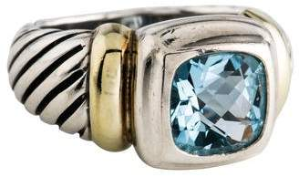 David Yurman Topaz Ring