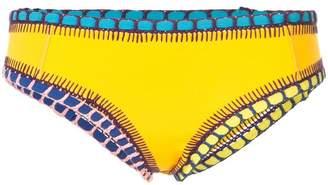 Kiini Ro Boyshort bikini bottoms