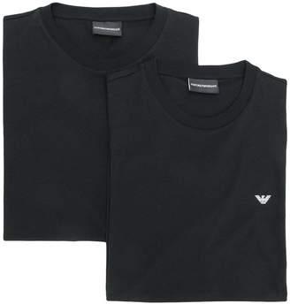Emporio Armani round neck T-shirt