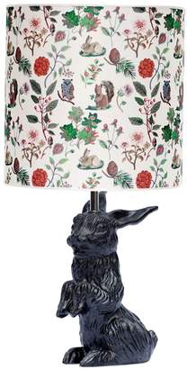 Jeannot Lapin Black Lamp