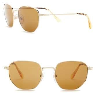 Persol Geo 52mm Sunglasses
