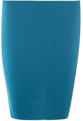 Dorothy Perkins Womens Teal Textured Mini Skirt