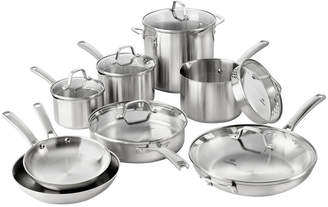 Calphalon Classic 14-pc. Stainless Steel Cookware Set