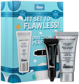 Dr. Brandt Skincare Jet Set To Flawless Kit