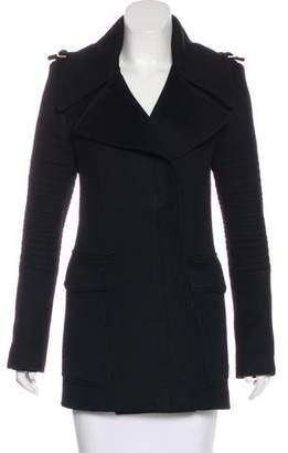 Gucci Structured Wool Coat