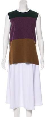 Derek Lam Cashmere-Blend Striped Sweater