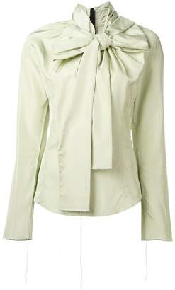 Marc Jacobs oversized bow blouse