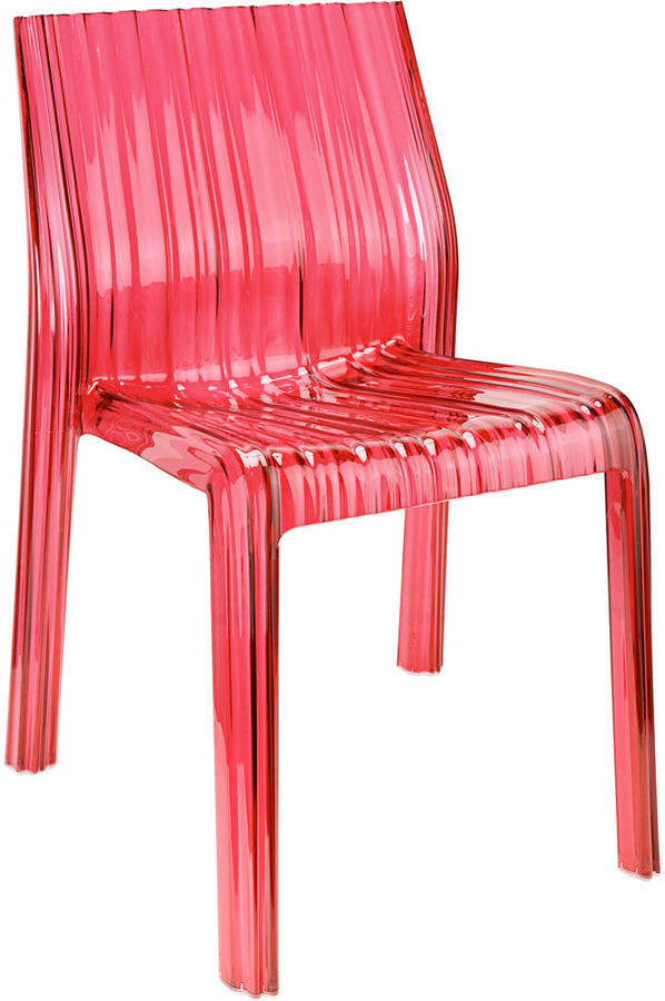 Kartell Frilly Chair- FUSCHIA