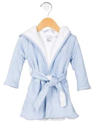 Ralph Lauren Infant Boys' Two-Pocket Plaid Robe