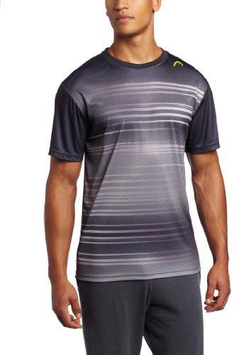 Head Men's Luxe Performance Crewneck Shirt