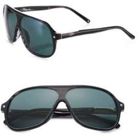 3.1 Phillip Lim Resin Navigator Sunglasses