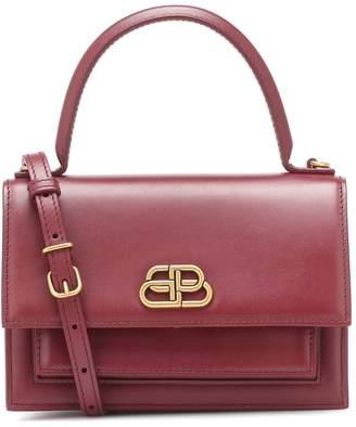 Balenciaga Sharp XS leather tote