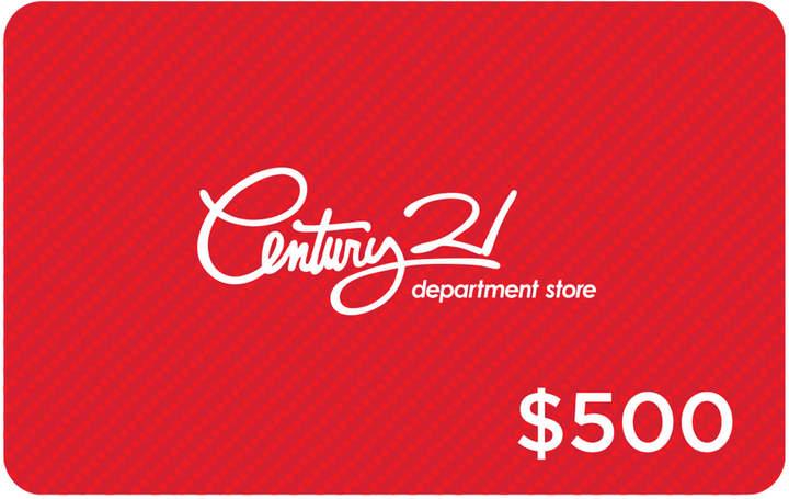 $500 E-Gift Card