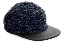 Eugenia Kim Corey Wool Baseball Hat